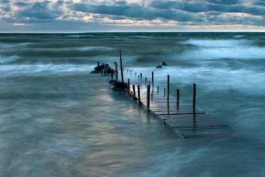 Fototapety PEJZAŻ WODNY morska bryza 10689