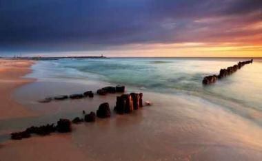 Fototapety PEJZAŻ WODNY morska bryza 10714