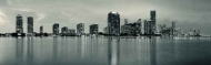 Fototapety PANORAMA pejzaż miejski 10924 mini
