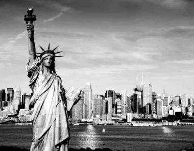 Fototapety PEJZAŻ MIEJSKI new york 11100