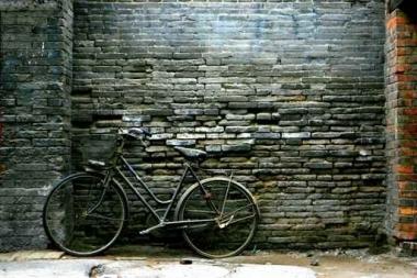 Fototapety ULICZKI rowery 11254