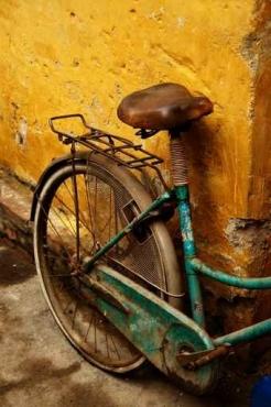 Fototapety ULICZKI rowery 11255