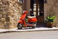 Fototapety ULICZKI rowery 11259 mini