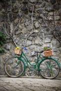 Fototapety ULICZKI rowery 11260 mini