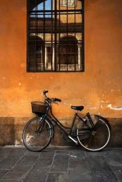 Fototapety ULICZKI rowery 11261