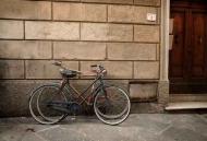 Fototapety ULICZKI rowery 11262 mini