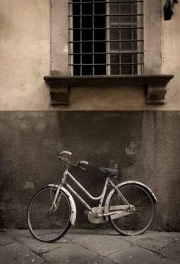 Fototapety ULICZKI rowery 11263