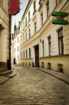 Fototapety ULICZKI uliczki 11522
