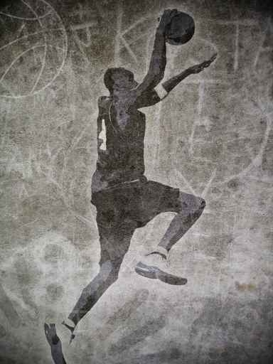 Fototapety SPORT koszykówka 11747-big