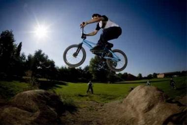Fototapety SPORT rower 11803