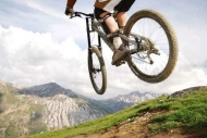 Fototapety SPORT rower 11805 mini