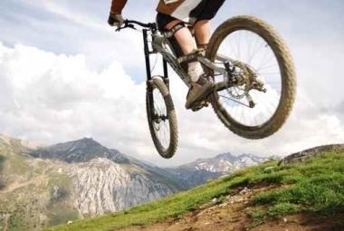 Fototapety SPORT rower 11805
