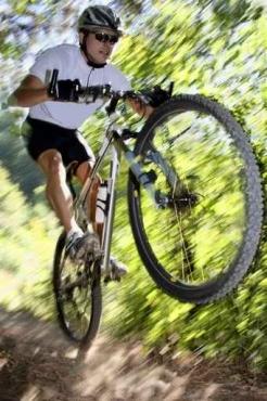 Fototapety SPORT rower 11806
