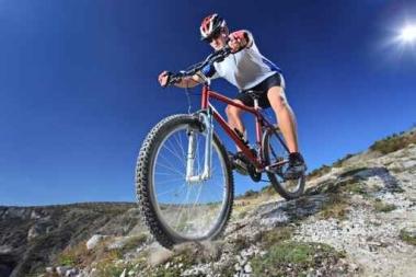 Fototapety SPORT rower 11809