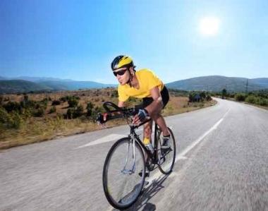 Fototapety SPORT rower 11810