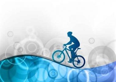 Fototapety SPORT rower 11811
