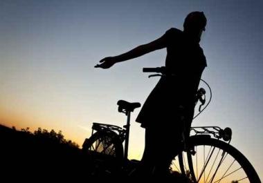 Fototapety SPORT rower 11812