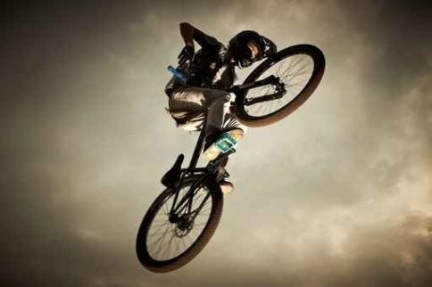 Fototapety SPORT rower 11813-big