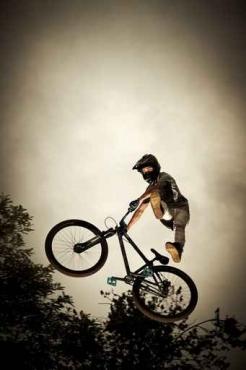 Fototapety SPORT rower 11814