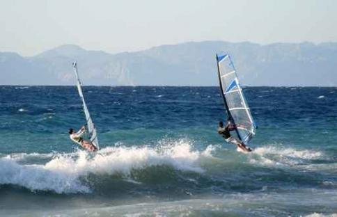 Fototapety SPORT sporty wodne 11835-big