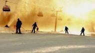 Fototapety SPORT sporty zimowe 11852 mini