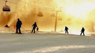 Fototapety SPORT sporty zimowe 11852