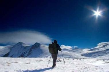 Fototapety SPORT sporty zimowe 11854