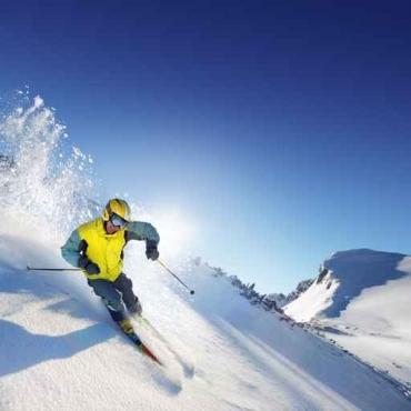 Fototapety SPORT sporty zimowe 11855