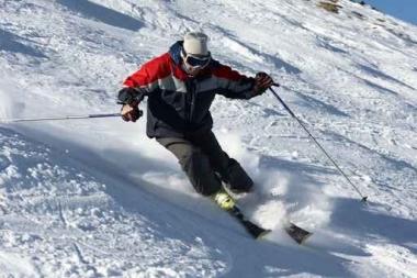 Fototapety SPORT sporty zimowe 11856