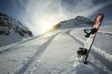 Fototapety SPORT sporty zimowe 11857