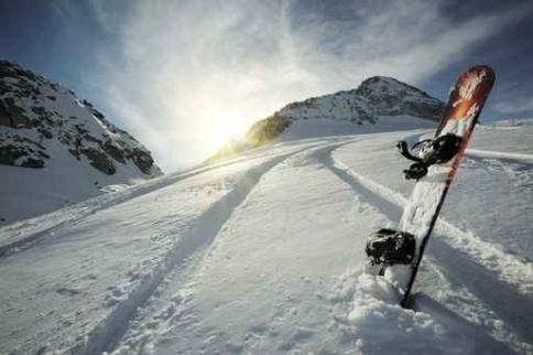 Fototapety SPORT sporty zimowe 11857-big