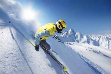 Fototapety SPORT sporty zimowe 11861