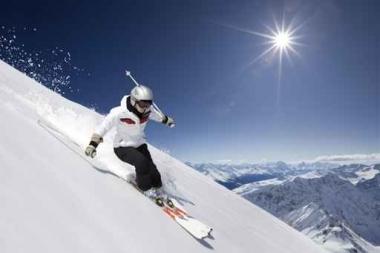 Fototapety SPORT sporty zimowe 11863