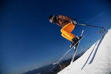 Fototapety SPORT sporty zimowe 11866