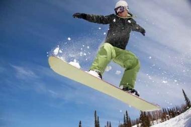 Fototapety SPORT sporty zimowe 11868