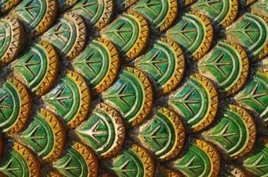 Fototapety KOLORY szmaragd emerald 11888