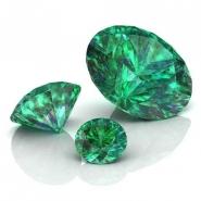 Fototapety KOLORY szmaragd emerald 11916 mini