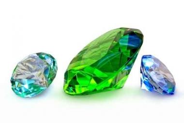 Fototapety KOLORY szmaragd emerald 11921