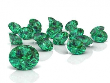 Fototapety KOLORY szmaragd emerald 11928