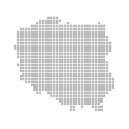 Fototapety PIXELE pixele 12324 mini