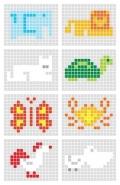 Fototapety PIXELE pixele 12326 mini