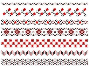 Fototapety PIXELE pixele 12354