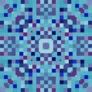 Fototapety PIXELE pixele 12356 mini