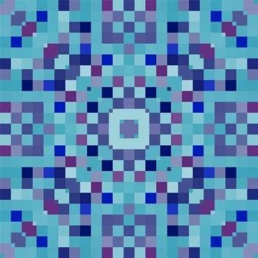 Fototapety PIXELE pixele 12356