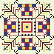 Fototapety PIXELE pixele 12378 mini