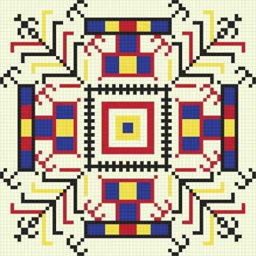 Fototapety PIXELE pixele 12378