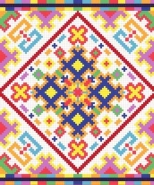 Fototapety PIXELE pixele 12379 mini