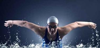 Fototapety SPORT pływanie 12563
