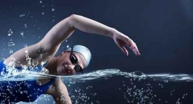 Fototapety SPORT pływanie 12565