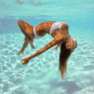 Fototapety SPORT pływanie 12568